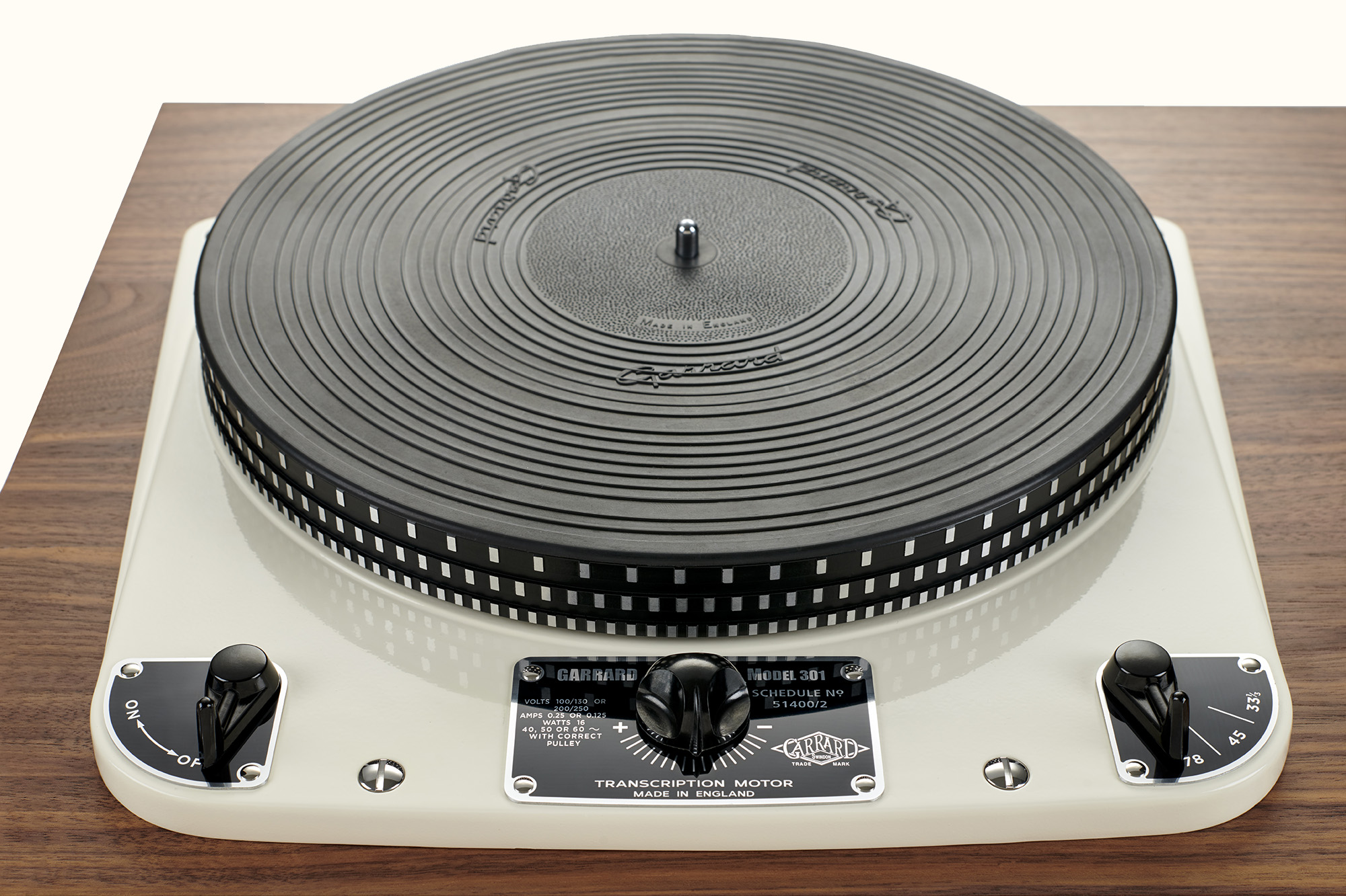 Garrard Turntables - The Legend Continues